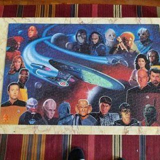 Star Trek Puzzle