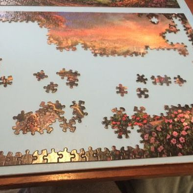 Libby's puzzle