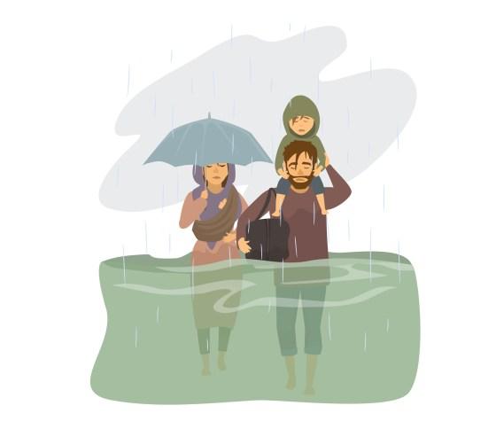Climate Refugee