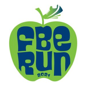 FBE Apple Run Logo
