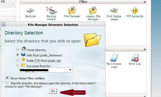 how to delete wordpress theme from cpanel