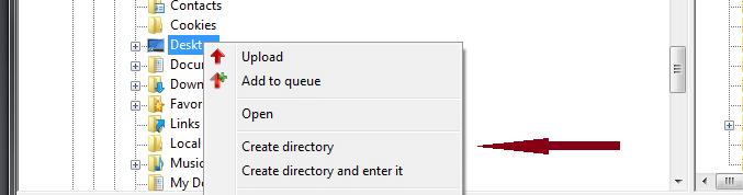 how to take backup using filezilla