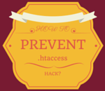 hacked .htaccess file wordpress
