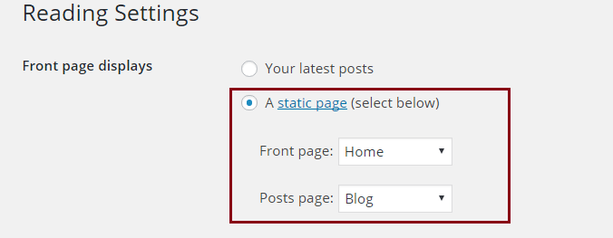 how to move a post to a new page in wordpress