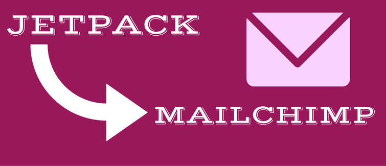 transfer your email list from jetpack to mailchimp