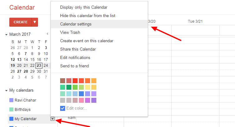 add calendar in wordpress