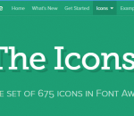 Add icon fonts in your WordPress theme