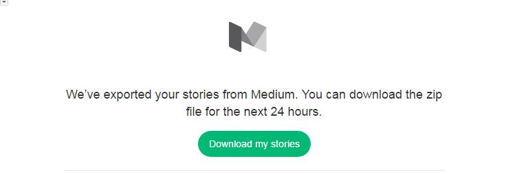 move from Medium