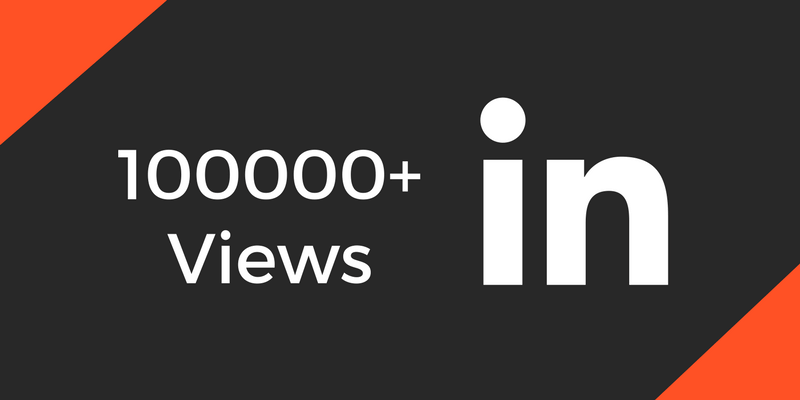 Get 100000 Views on Your LinkedIn Post without Spending the Money
