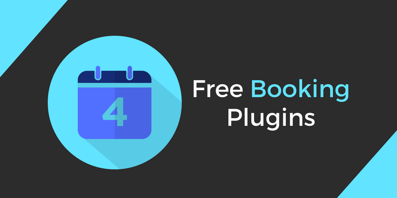 6 Free Booking Plugins to Add an Online Booking System