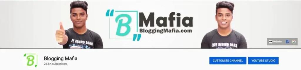 Blogging Mafia