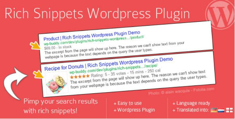 rich snippets wordpress