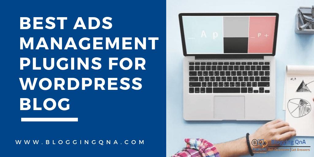 best adsense plugins wordpress