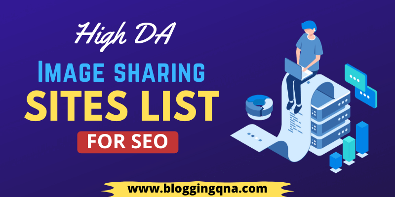 image sharing sites list for seo