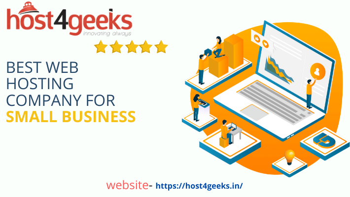 Host4Geeks-Best Web Hosting Company for Small Business