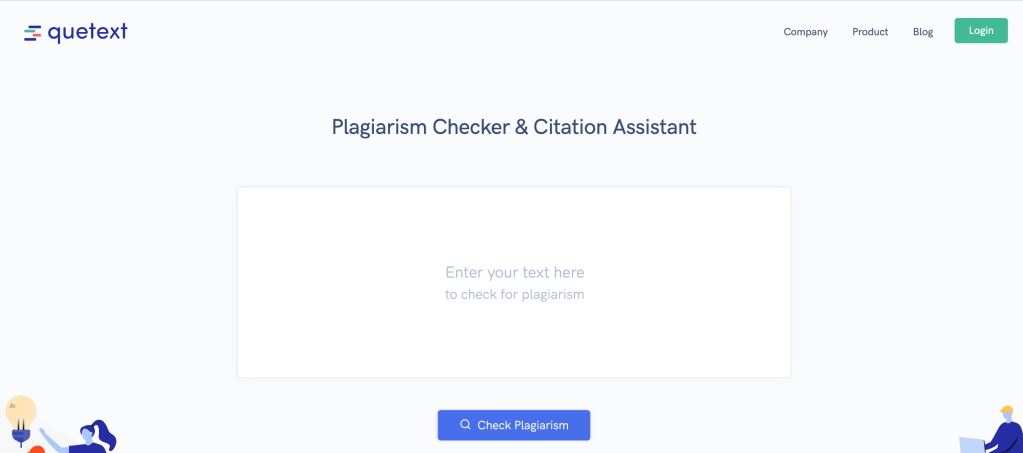 quetext free plagiarism checker