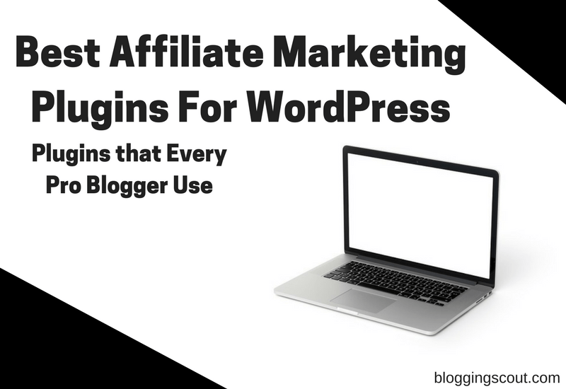 10 Best Affiliate Marketing Plugins For WordPress [Bloggers' Choice]