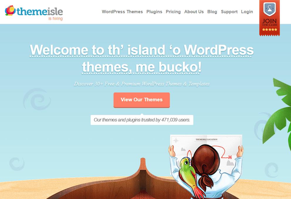 themeisle-wp-themes