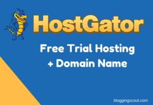 HostGator Free Trial