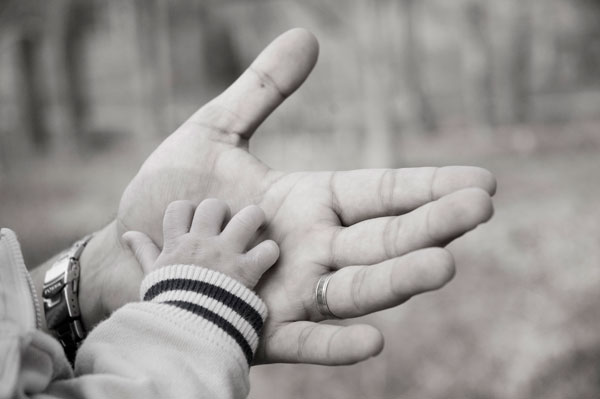 fathers-hands