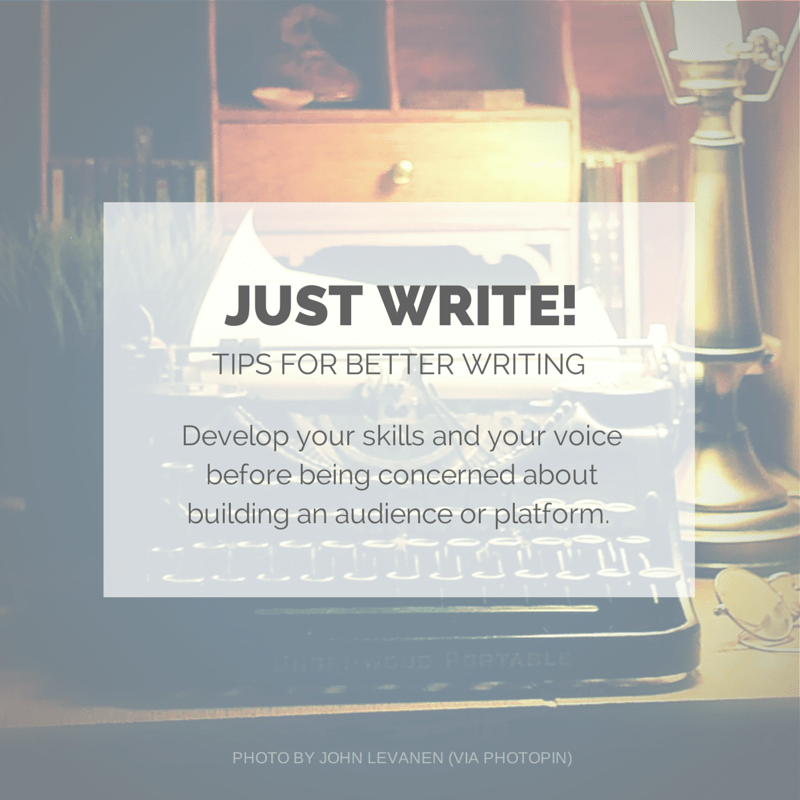 Write more better tip 5