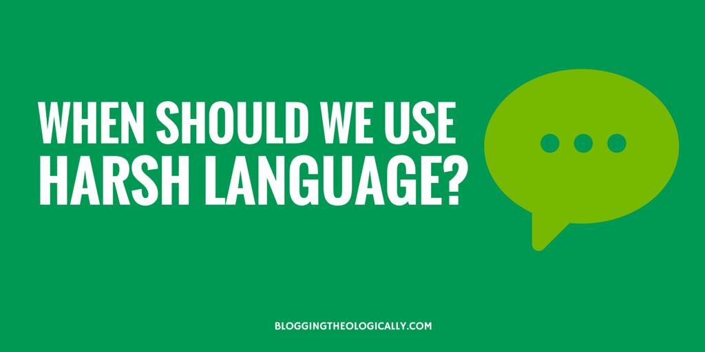 harsh-language