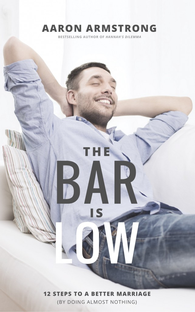 The Bar Is Low (Cover)