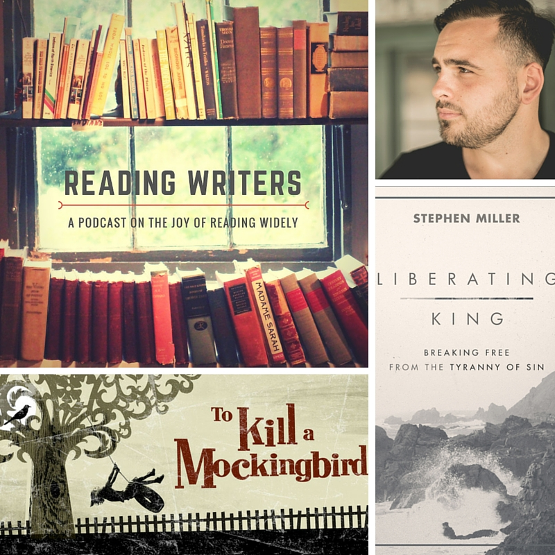 Reading Writers ep 5, featuring Stephen Miller