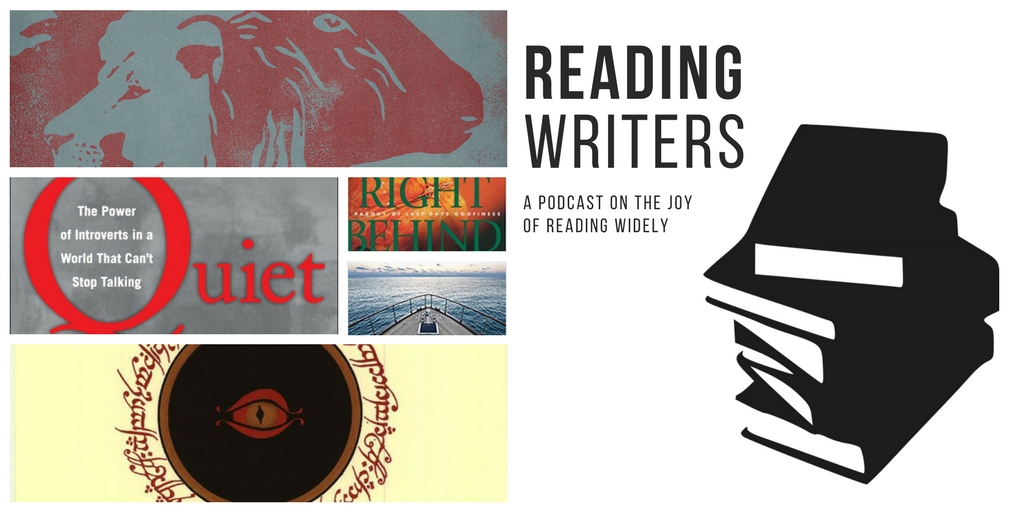 Reading Writers-Brian Dembowczyk Part 2