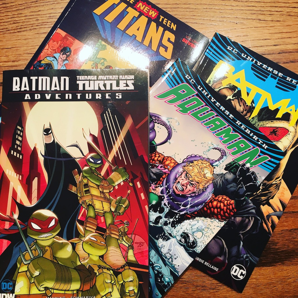 Graphic Novels!