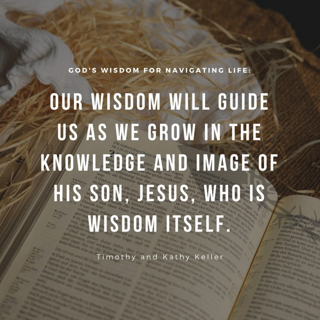 Our Wisdom Will Guide Us-Keller