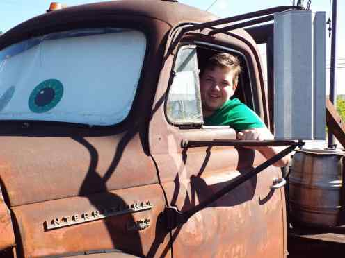 The original inspiration for Cars the Movies' Tow Mater