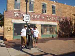 Route 66 Winslow