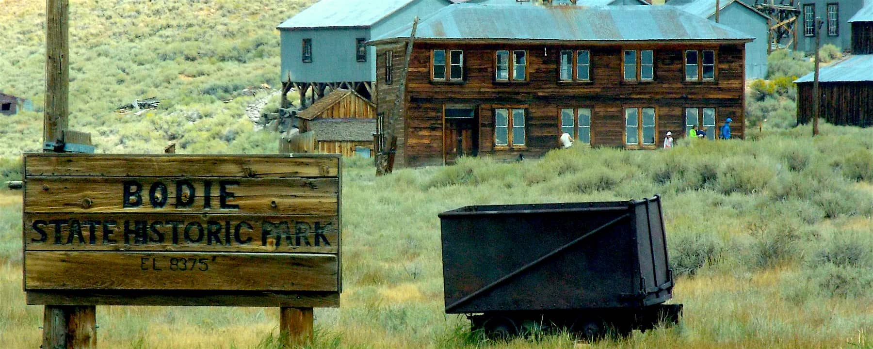 Bodie – a Californian Ghost Town