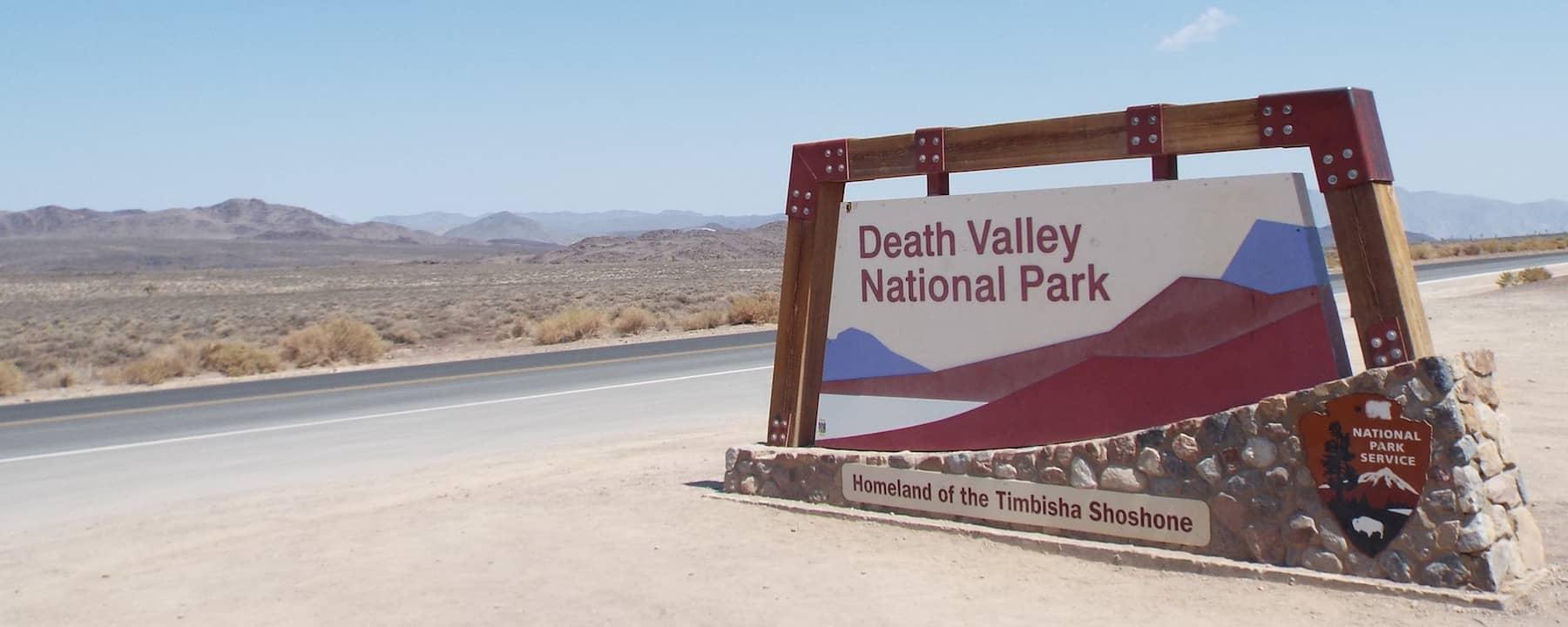 Lone Pine via Death valley