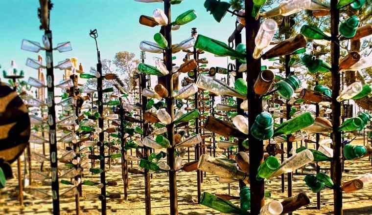 Bagdad California Bottle Ranch