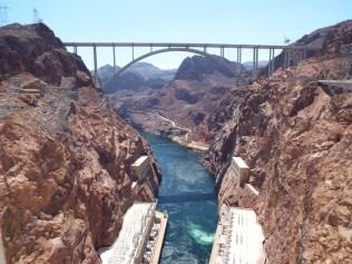 The Hoover Dam Bridge
