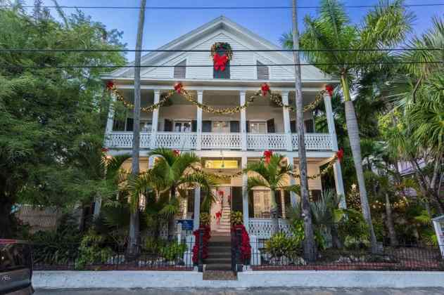 The Old Town Manor in Key West