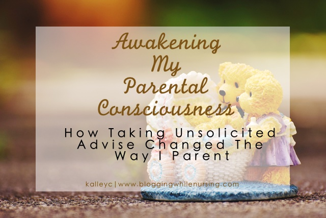 parenting, conditional love