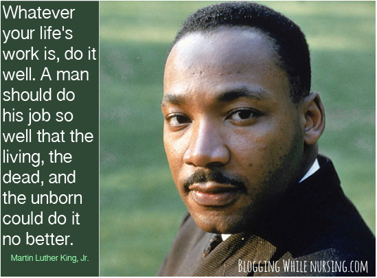 MLK-work