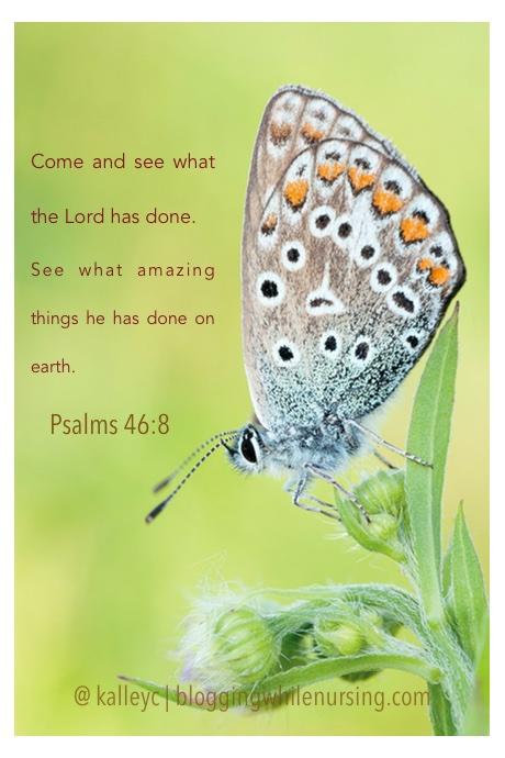 psalm 46.8