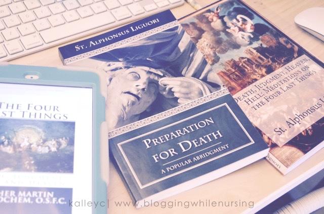 Spiritual Reading Four Last Things