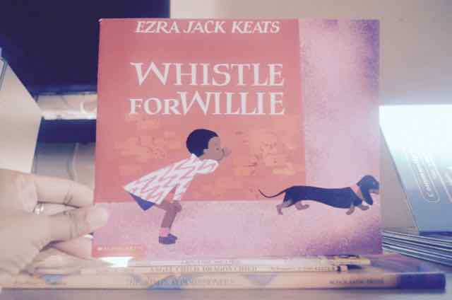 Ezra Jack Keats Whistle for Willie