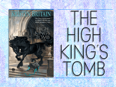 Review: The High King's Tomb