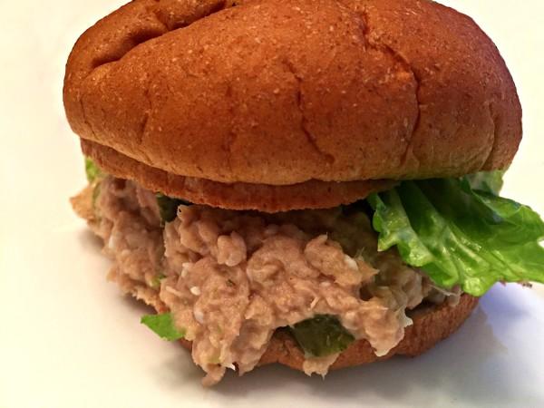 Tried and True Tuna Salad