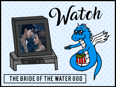 KDrama Review : The Bride of the Water God