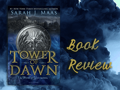 Book Review : Tower of Dawn
