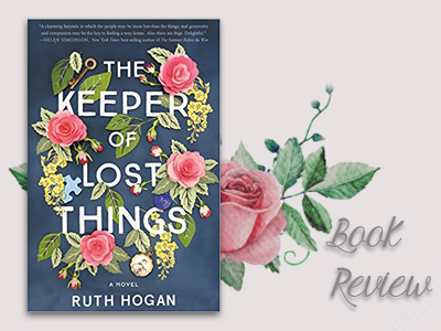 Book Review: The Keeper of Lost Things