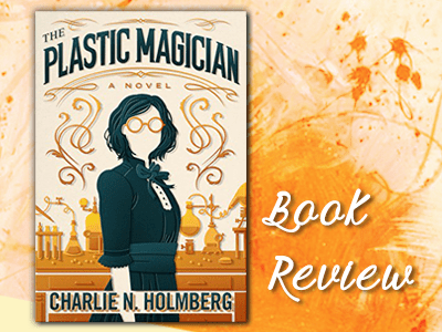 Book Review : The Plastic Magician
