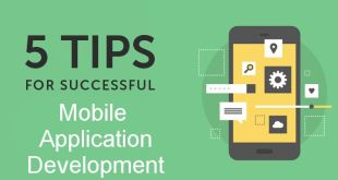 5 tips for successful application development